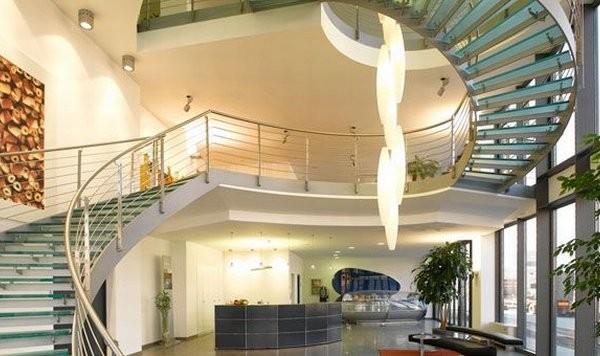 La scala un gioiello per l arredamento d interni for Architetti arredatori
